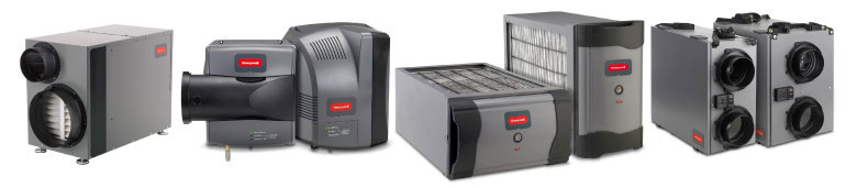 Honeywell Indoor Air Quality Systems are reliable and incredibly efficient!